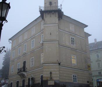 Artisan - Reštaurovanie Radnice (Banská Štiavnica)